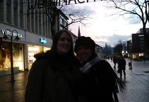 Visit on the Christmas Market